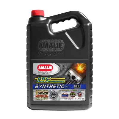 Amalie PRO High Perf Synthetic 5W-20