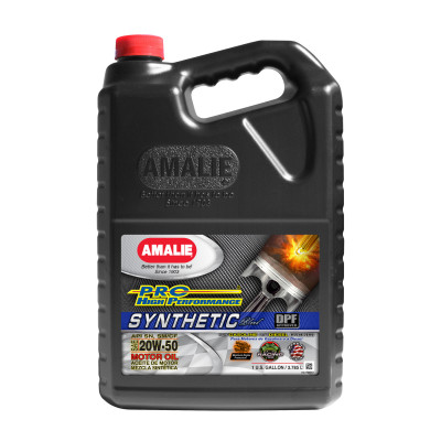 Amalie PRO High Perf Synthetic 15W-50