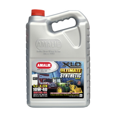 Моторное масло Amalie XLO Ultimate Synthetic 10W-40