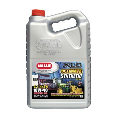 Amalie XLO Ultimate Synthetic 10W-40