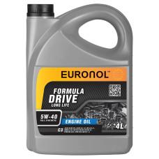 EURONOL DRIVE FORMULA LL 5W-40