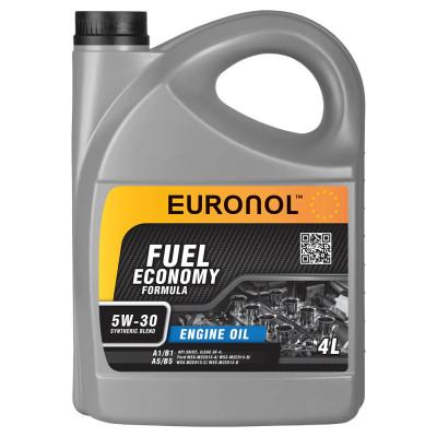 моторное масло EURONOL FUEL ECONOMY FORMULA 5w-30