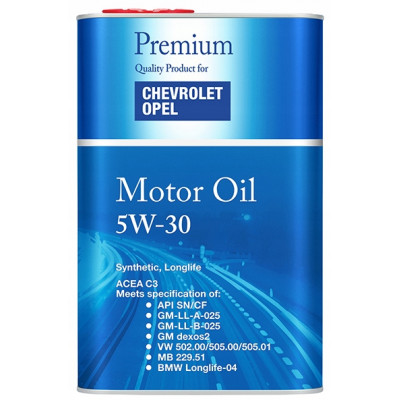 Купить моторное масло Fanfaro for Chevrolet/Opel 6717 5л