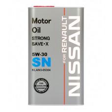 Fanfaro for Nissan 5W-30 1л