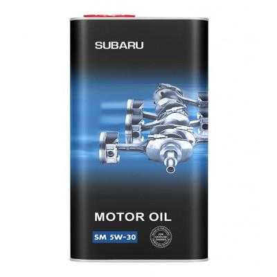 Купить моторное масло Fanfaro for SUBARU 5W-30 4л