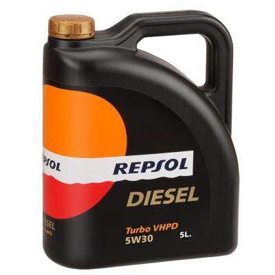 Купить моторное масло REPSOL DIESEL TURBO VHPD 5W-30