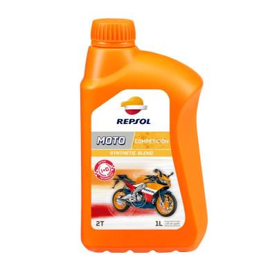 Купить моторное масло REPSOL MOTO COMPETICION 2T