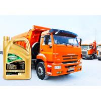 Тенденции развития смазочных материалов в области грузовой техники