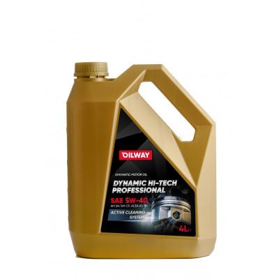 Моторное масло OILWAY DYNAMIC HI-TECH PROFESSIONAL 5W-40