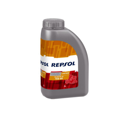 REPSOL CARTAGO CAJAS FE LD 75W-80