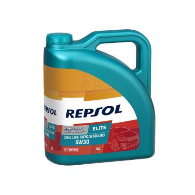 Моторное масло REPSOL ELITE LONG LIFE 50700/50400 5W-30